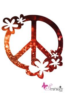 Peace flowers
