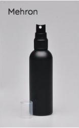 Sprayflesje zwart 100 ml