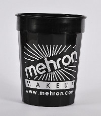 Mehron Plastic Cup