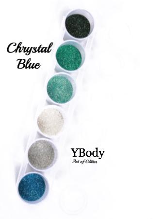 Six Pack Chrystal Blue