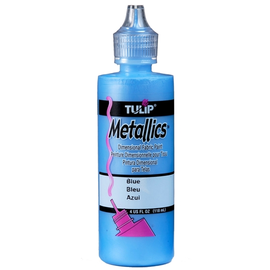 Tulip Metallics Blue 118 ml
