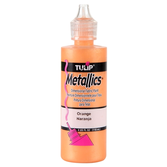Tulip Metallics Orange 118 ml