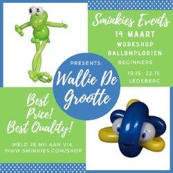 Workshop Ballon Plooien Beginners 14/03/19