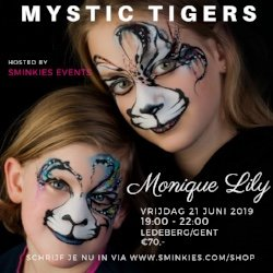 Mystic Tigers Monique Lily 21 juni