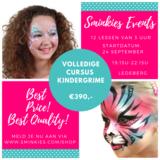 Cursus_kindergrime_volledige opleiding_Ledeberg_9050_Gent_9000_www.sminkies.com/shop_Sminkies-Events