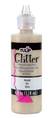 Tulip Glitter - Gold 118 ml