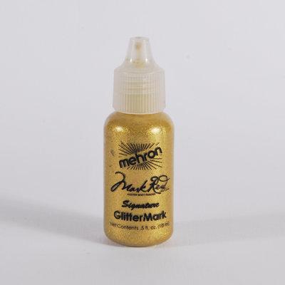 Mehron GlitterMark Gold 15 ml