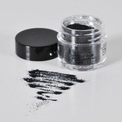 Mehron Paradise Glitter - Black 7 gr
