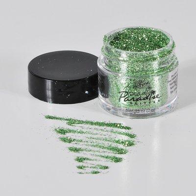 Mehron Paradise Glitter - Pastel Green 7 gr