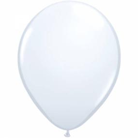 Qualatex Modelleerballonnen Round White 5 inch