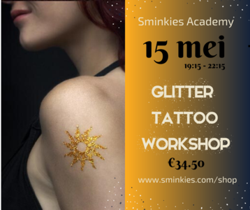 Workshop_glittertattoos_9050_Ledeberg_Sminkies_Academy_Sminkies-Events