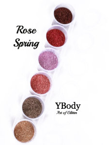 Rose-Spring-Glitter-six-pack-YBody-Rose_Spring-www.sminkies.com/shop