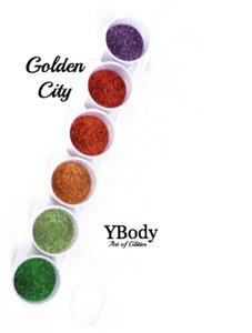 Golden-City-Six-Pack-Glitters-YBody-www.sminkies.com/shop-9050-Ledeberg-9000-Gent