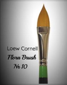 Loew Cornell Flore brush nr 10 www.sminkies.com/shop